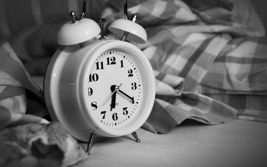 Insomnio, pautas para conseguir un sueño reparador
